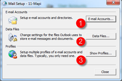 How to Find & Copy the Right Outlook PST Files