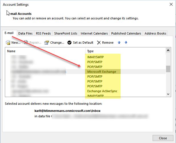 Understanding Email Protocols (POP, Imap, MAPI, EAS